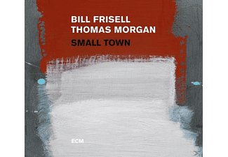 Bill Frisell, Thomas Morgan - Small Town - (CD)