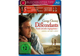 The Descendants - (Blu-ray)