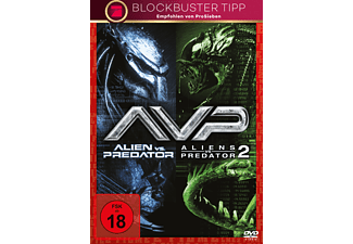 Alien vs. Predator, Aliens vs. Predator 2 - (DVD)