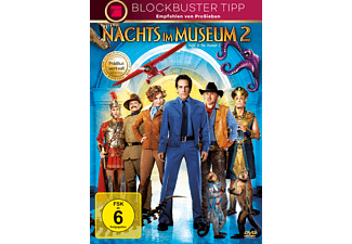 Nachts im Museum 2 - Hollywood Collection - (DVD)