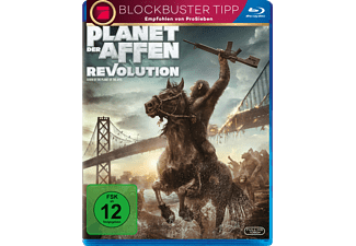 Planet der Affen - Revolution - (Blu-ray)