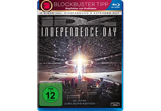 Independence Day (Extended Cut) - (Blu-ray)