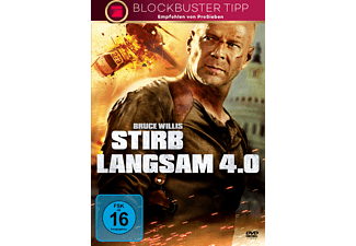 Stirb Langsam 4.0 - Pro 7 Blockbuster Action DVD