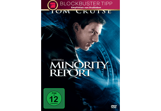Minority Report [DVD]