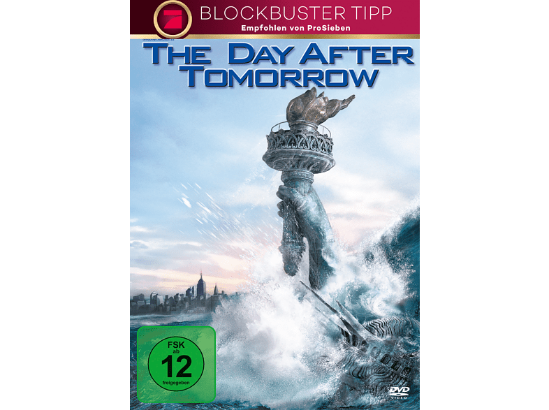 The Day After Tomorrow [DVD]