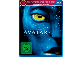 Avatar - Aufbruch nach Pandora - Pro 7 Blockbuster Science Fiction Blu-ray