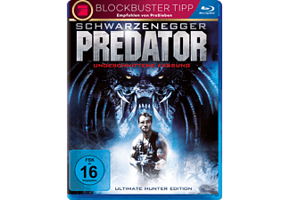 Predator - Ultimate Hunter Edition - Pro 7 Blockbuster Action Blu-ray