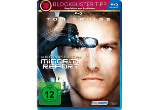 Minority Report - (Blu-ray)