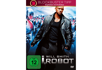 I, Robot - Pro 7 Blockbuster Action DVD