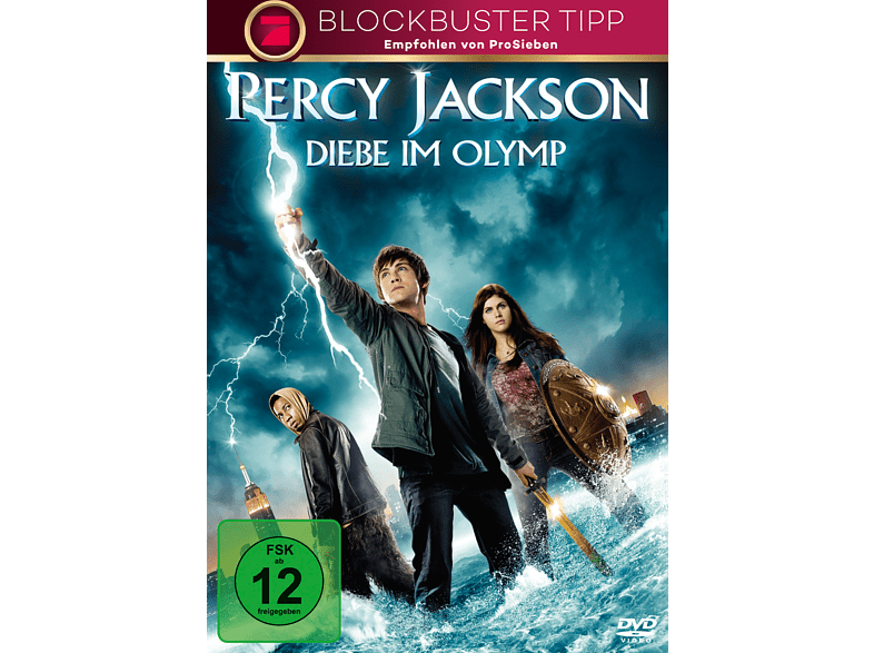 factory outlet best on sale Percy Jackson – Diebe im Olymp [DVD] DVD Science Fiction ...