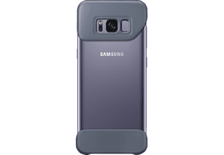SAMSUNG 2Piece Cover Galaxy S8 Handyhülle, Purple/Purple