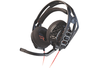 PLANTRONICS, RIG 505 Lava, Gaming Headset, Schwarz/Orange