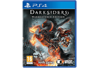 Darksiders Warmastered Edition PlayStation 4