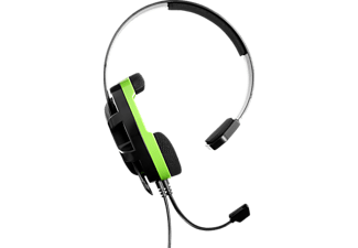 TURTLE BEACH Recon Chat-, Headset, Schwarz/Grün