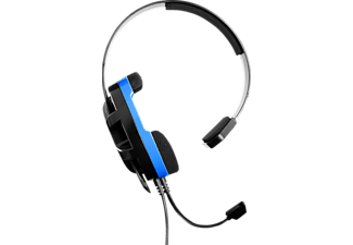TURTLE BEACH PS4™ Pro, PS4™ Recon, Chat-Headset, Schwarz/Blau