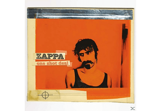 Frank Zappa - One Shot Deal - (CD)