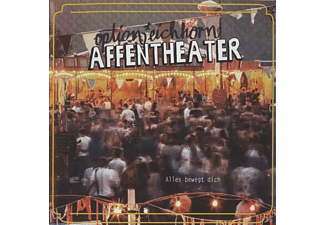 Option Eichhorn Affentheater - Alles bewegt dich - (CD)