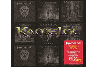Kamelot - Where I Reign: Very Best of Noise Years 1995-2003 (CD)