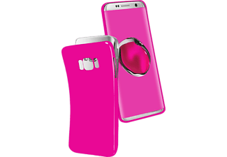 SBS MOBILE Cool Cover för Galaxy S8 - Rosa