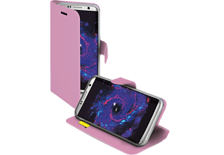 SBS MOBILE Book Case för Galaxy S8 - Rosa