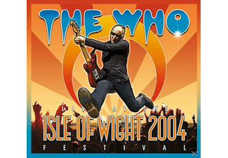 The Who - LIVE AT THE ISLE OF WIGHT FESTIVAL 2004 - (DVD + CD)