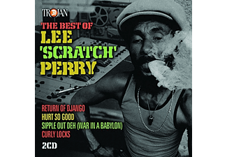 Lee Scratch Perry - Best of Lee Scratch Perry (CD)