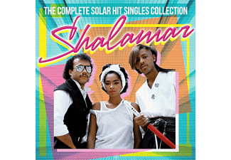 Shalamar - Complete Solar Hit Singles Collection (CD)