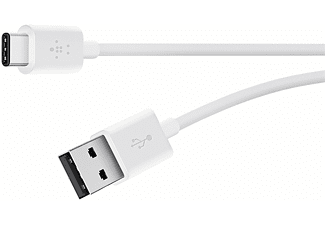 BELKIN MIXIT↑ 2.0 USB-A to USB-C Charge Cable White - (F2CU032bt06-WHT)