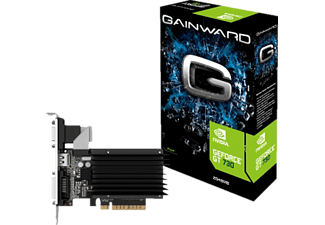 GAINWARD GeForce® GT 730 SilentFX 2GB (3224) (NVIDIA, Grafikkarte)