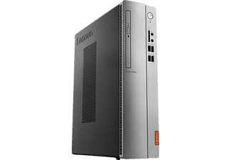 LENOVO IdeaCentre 510S, Desktop PC mit Core™ i3 Prozessor, 4 GB RAM, 1 TB HDD, HD-Grafik 630