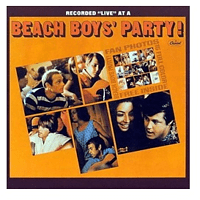 The Beach Boys - Beach Boy's Party [Vinyl]
