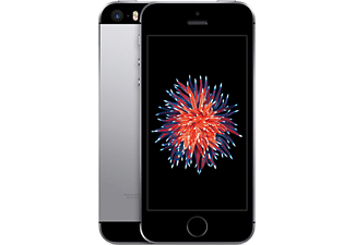 APPLE iPhone SE 128 GB - Grå
