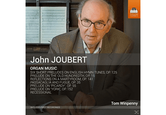 Tom Winpenny - Orgelmusik - (CD)