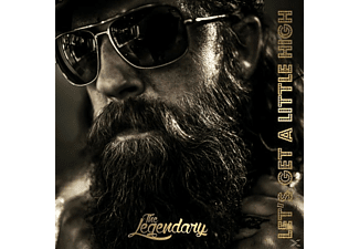 The Legendary - Let's Get A Little High - (CD)