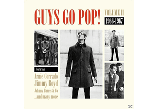VARIOUS - Guys Go Pop! Vol.2 (1966-1967) - (CD)