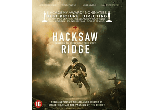 Hacksaw Ridge Blu-ray
