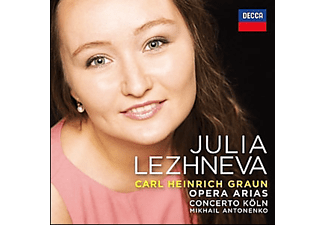 Lezsnyeva Julia - Opera Arias (CD)