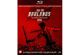 Into The Badlands Seizoen 1 Blu-ray