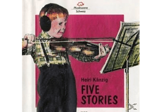 VARIOUS - Fives Stories - (CD)