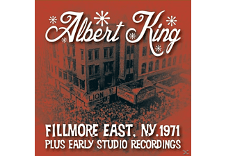 Albert King - Live At The Fillmore Plus Early Recordings - (CD)