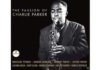 VARIOUS - The Passion Of Charlie Parker - (CD)