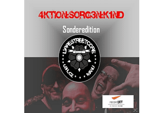 68fl:oz - Aktion Sorgen Kind-Lippestreetcore Special - (CD)