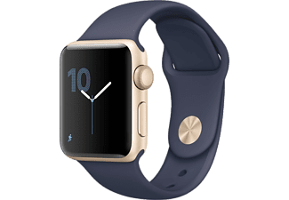 APPLE Watch Series 2 38mm Gold Aluminium - (MQ132GK/A)
