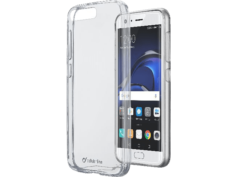 Clear Duo Backcover Huawei P10 Plus TPU Material Transparent   08018080291340