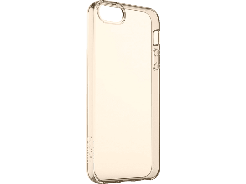 BELKIN Air Protect Backcover Apple iPhone SE Thermoplastisches Polyurethan Transparent Gold   00745883718016