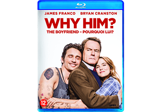 Why Him? Blu-ray