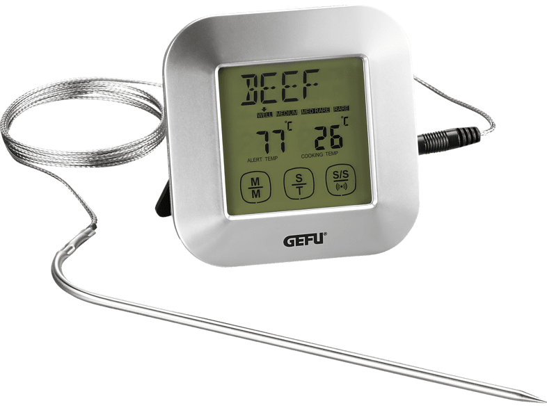 GEFU 21790 Punto Digitales Bratenthermometer