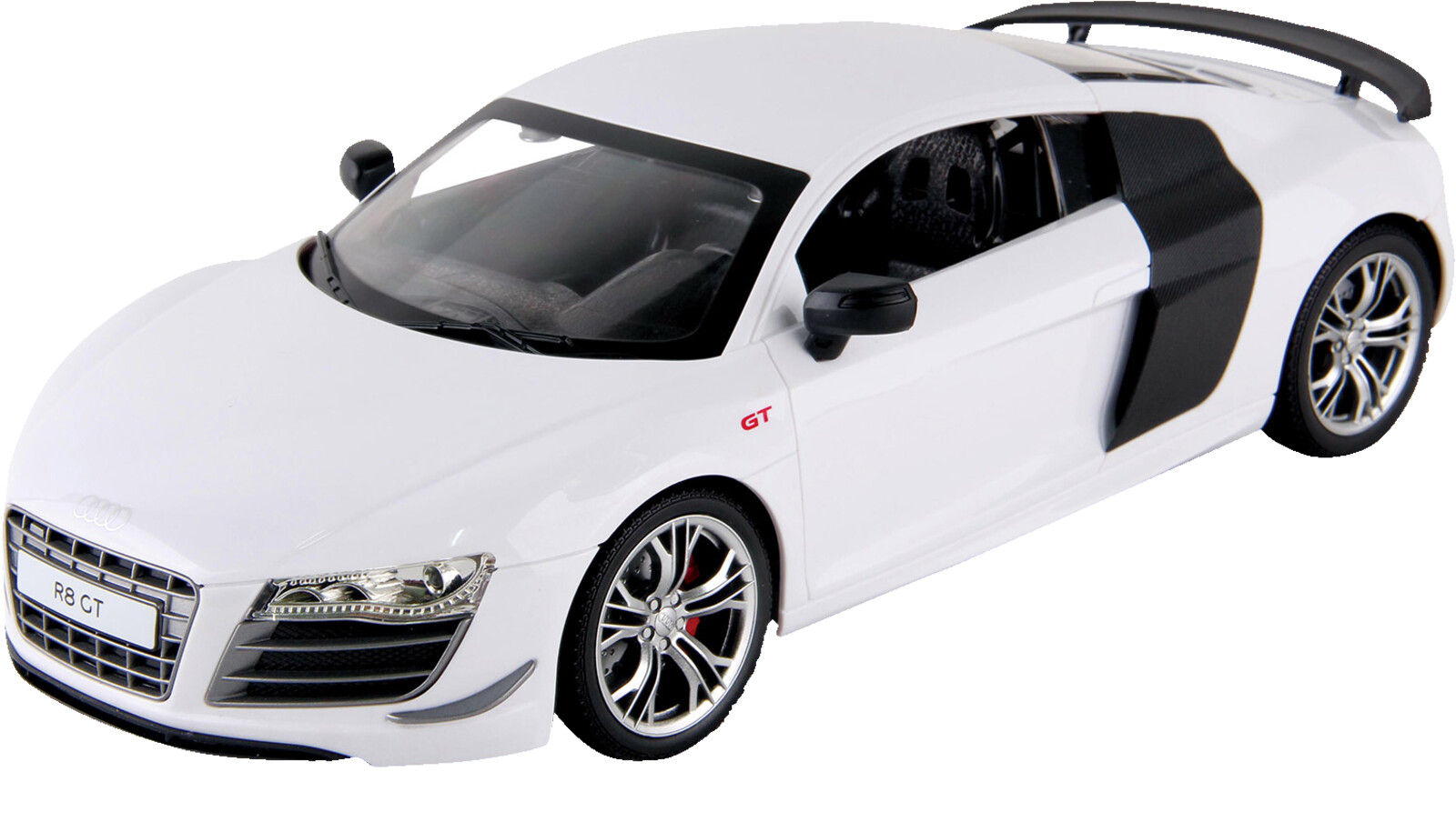 siva audi r8 gt 1 14 2 4 ghz wei rtr ferngesteuertes auto. Black Bedroom Furniture Sets. Home Design Ideas