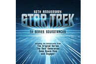 Star Trek - 50 Anniversary-TV Series Soundtracks inkl.Buch [Vinyl]