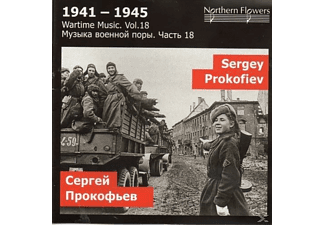 Alexander Titov, St.Petersburg State Academic SO - The Year 1941 op.90/+(Wartime Music Vol.18) - (CD)